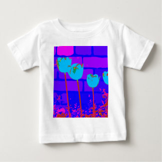 TULIPS BLUE BABY T-Shirt