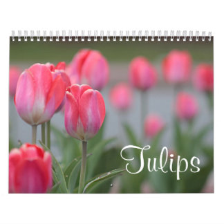 Tulips Calendars
