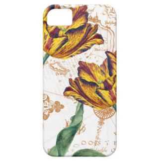 Tulips Chic Case For The iPhone 5