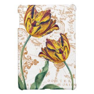 Tulips Chic iPad Mini Covers