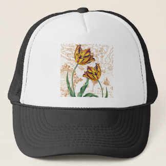 Tulips Chic Trucker Hat