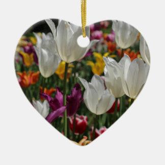 Tulips Ornament