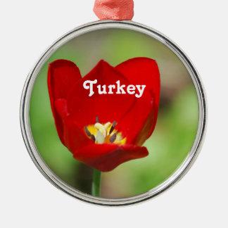 Tulips Ornaments