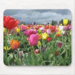 Tulips Field Mousepad