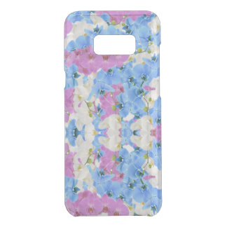 Tulips Floral Colorful Clearly™ Samsung Case