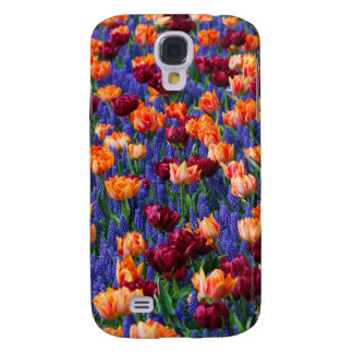 Tulips Galaxy S4 Cases