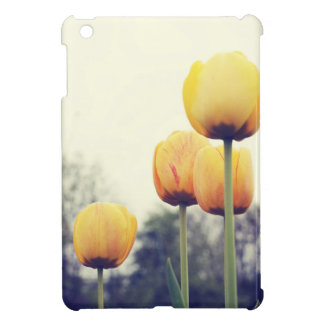 tulips iPad mini case