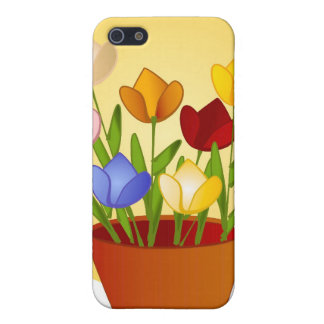 Tulips iPhone Case 4 iPhone 5 Cover
