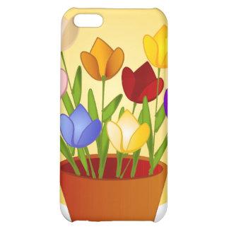 Tulips iPhone Case 4 iPhone 5C Cover
