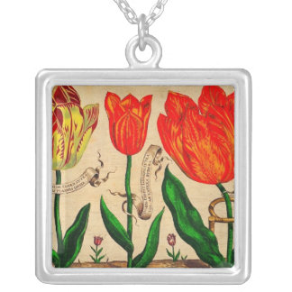 Tulips Necklace