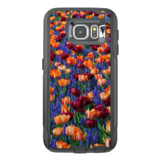 Tulips OtterBox Samsung Galaxy S6 Case