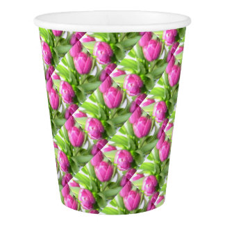 TULIPS PAPER CUP