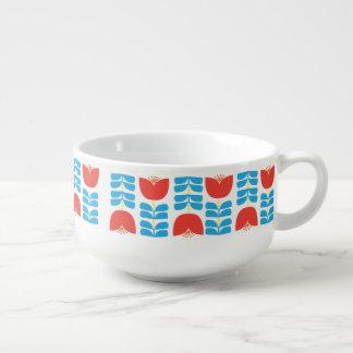 Tulips Soup Mug
