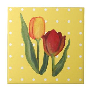 Tulips Tile