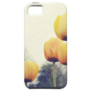 tulips tough iPhone 5 case