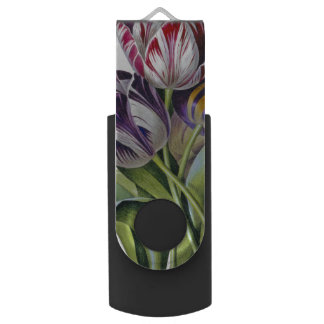 Tulips Trio USB Flash Drive