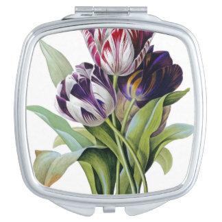 Tulips Trio Vanity Mirrors