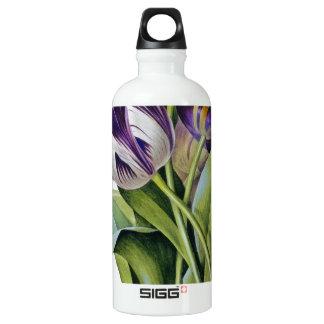 Tulips Trio Water Bottle