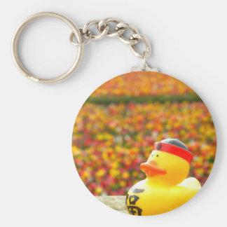 Tulpip Ducky Key Chain