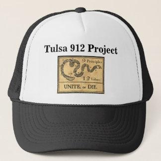 Tulsa 912 Project Trucker Hat