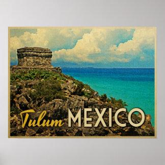 Tulum Mexico Posters