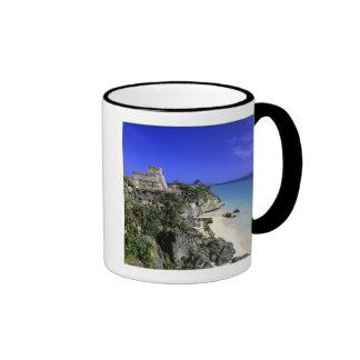 Tulum, Mexico Ringer Mug