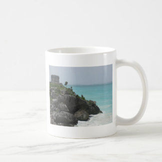 Tulum Ruin Coffee Mug