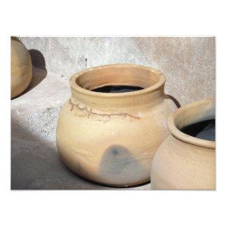 Tumacacori Grain Pots Photograph
