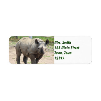 Tumani Return Address Label