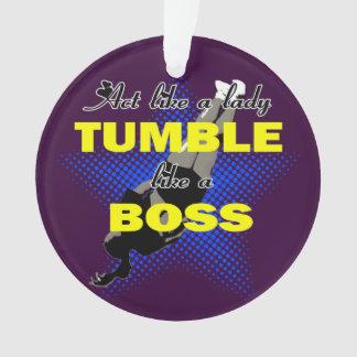 Tumble lika a boss cheerleader