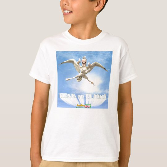 Tumblewings - Fear of Flying T-Shirt