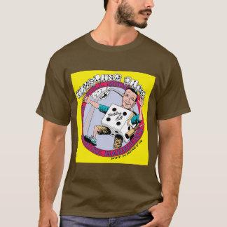 Tumbling Dice Full Moon Hash Shirt