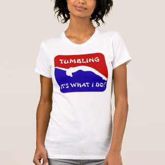 Tumbling Gymnast tank top