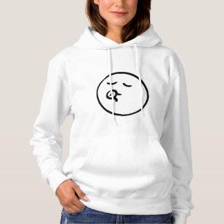 Tumblr Kissy Face Sweatshirt. Hoodie