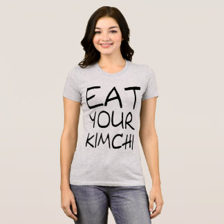 Tumblr T-Shirt Eat Your Kimchi