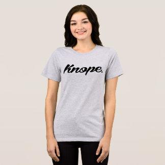 Tumblr T-Shirt Knope