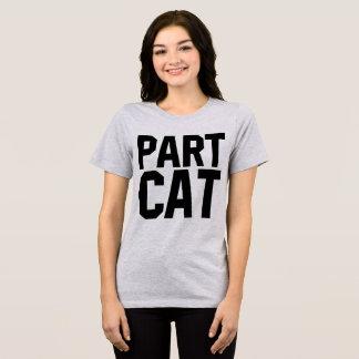 Tumblr T-Shirt Part Cat