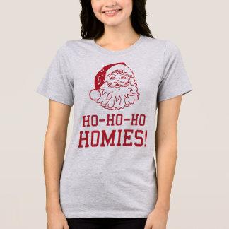 Tumblr T-Shirt Santa Clause Ho Ho Ho Homies