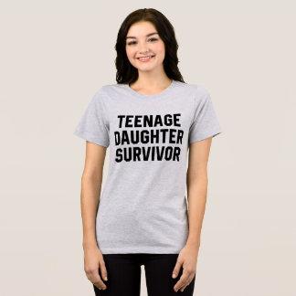 Tumblr T-Shirt Teenage Daughter Survivor