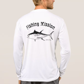 Tuna Fishing Mission Shirt