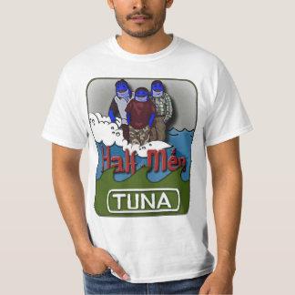 Tuna Half-men Shirts
