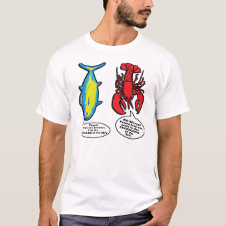 Tuna Lobster T-Shirt