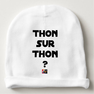 TUNA ON TUNA - Word games - François City Baby Beanie