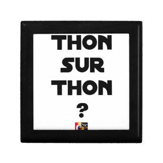 TUNA ON TUNA - Word games - François City Gift Box