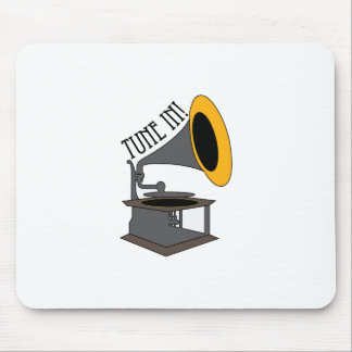 Tune In Mouse Pads