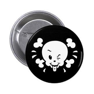 Tungster 6 Cm Round Badge