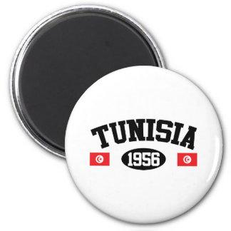 Tunisia 1956 magnet