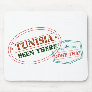 Tunisia Been There Done That Mouse Pad