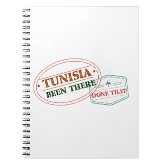Tunisia Been There Done That Notebooks