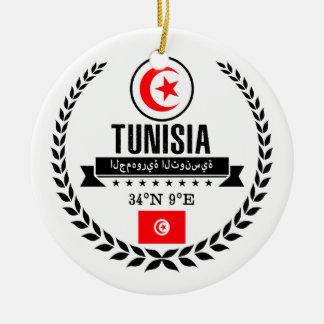 Tunisia Ceramic Ornament